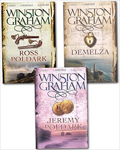 Winston Graham Polddark Collection 3 Books Set Ross Poldark, Demelza, Jeremy Poldark: Winston Graham: 9781509801541: Amazon.com: Books