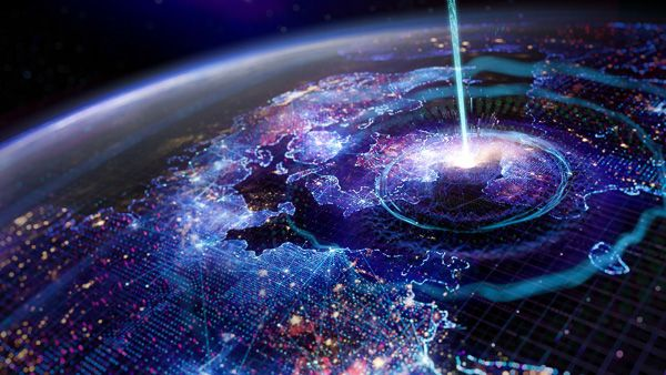 Eurovision 2014 show opener on Behance