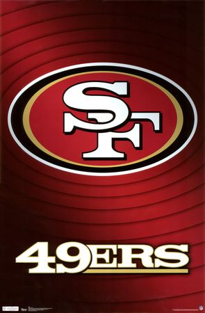 49ers Logo- For my hubby!  Quest for Six