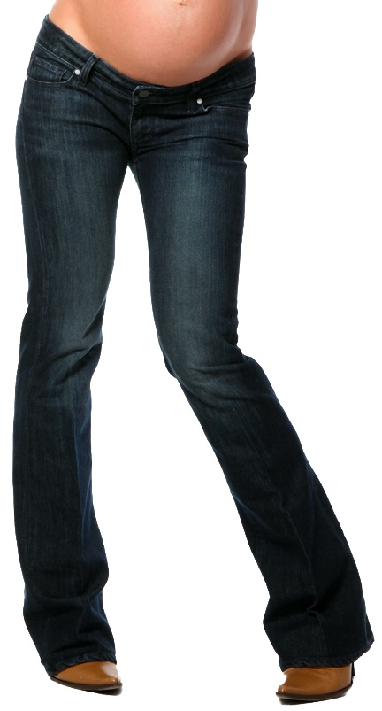 Maternity Clothes - Paige Premium Denim Westborne Maternity Jeans - McKinley Wash | Maternity Jeans  Available at Due Maternity www.duematernity.com   Best selection of Designer Maternity Clothes anywhere!