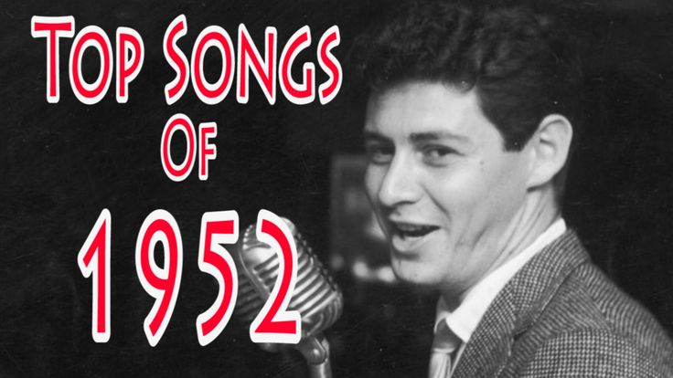 Top Songs of 1952
