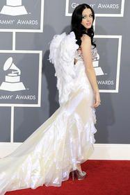 Weirdest Grammy Fashions: What Were They Wearing? :
