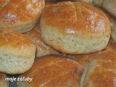 moje záľuby...: slané pečivo