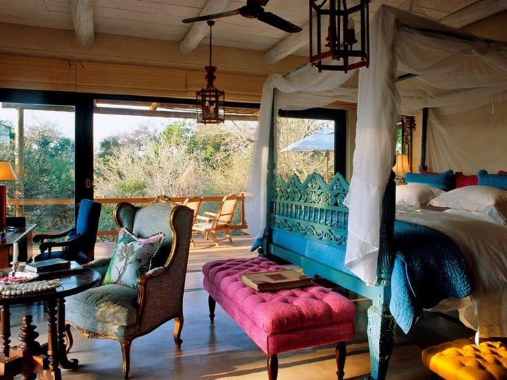 Africa House at Royal Malewane, near Kruger National Park.