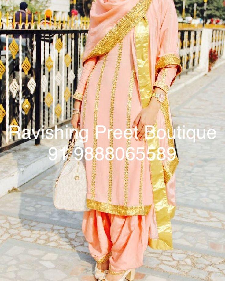 Sobar and unique style designer salwar suit