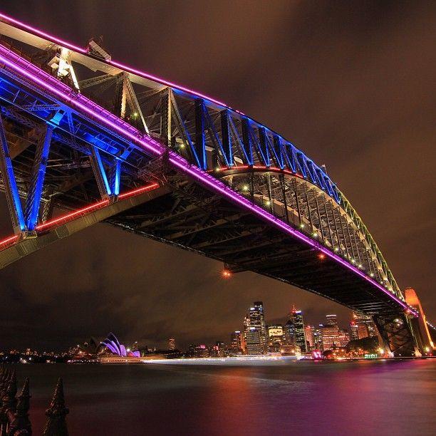 #Sydney Vivid festival 2013 #Sydney #Australia   by junyi0812 (instagram)