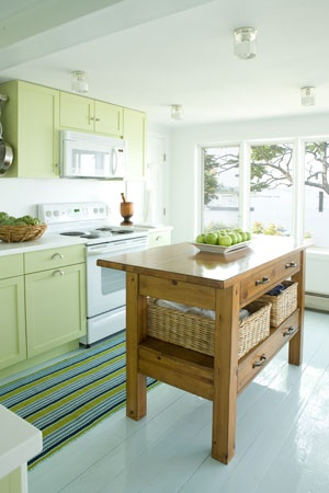 219 best Beachy Kitchens images on Pinterest | Dream kitchens ...