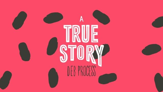 This is the process video of Deb, one of the 6 films from 'A True Story', an animated series commissioned by The Atlantic & Allstate.   Here is list of applications that we used: Photoshop CC Illustrator CC Animate CC After Effects CC Maxon Cinema 4D  Check the original film here: https://vimeo.com/189337356  Music by Aimar Molero