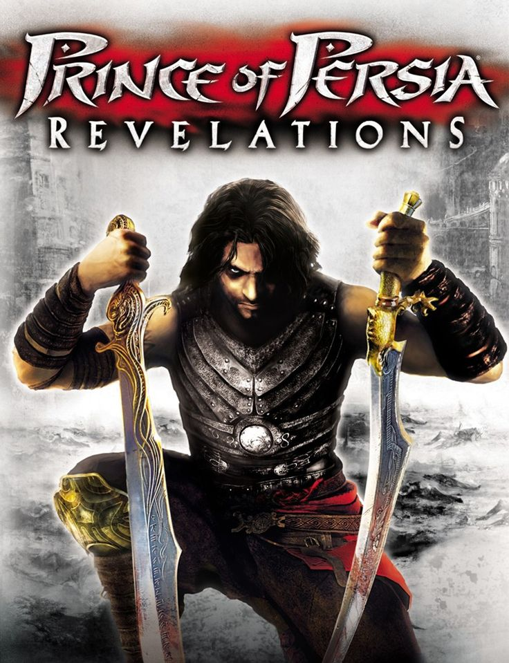 2005 prince of persia revelations psp prince of