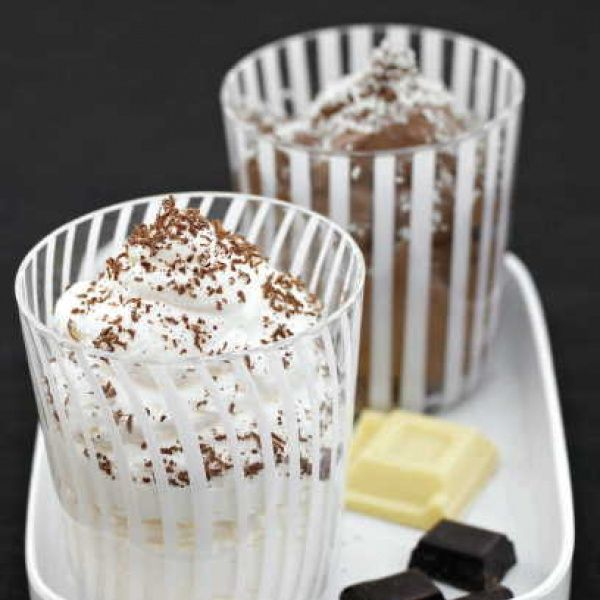 Veja aqui esta receita de Mousse de Chocolate com Leite Condensado. Esta e outras receitas em Nestlé Cozinhar.