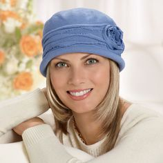 cotton knit cloche hats, cancer hats, chemo hats, headwear for cancer patients - TLC
