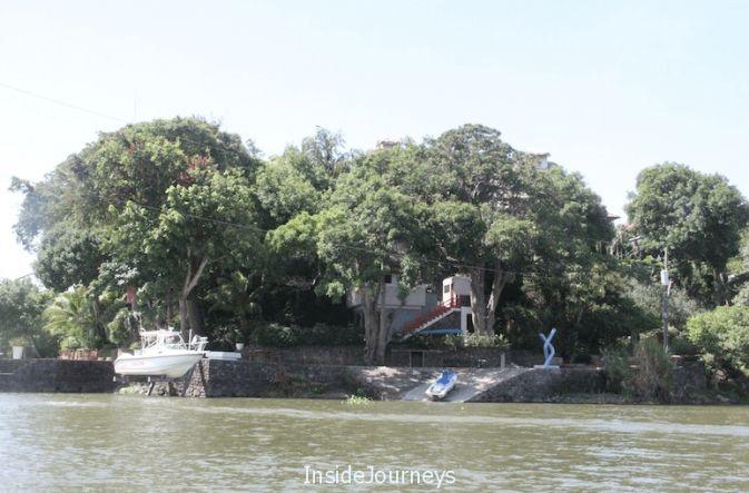Lake Nicaragua's Monkey Island