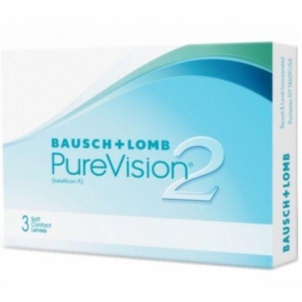 PUREVISION 2 HD (3ER PACK) KONTAKTLINSEN