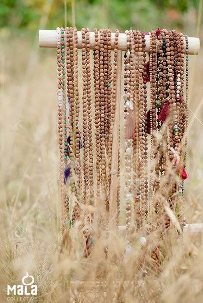 New post on the blog with @malacollective and their beautiful Mala meditation beads #yoga #meditation