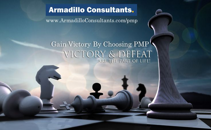 Gain Victory By Choosing PMP.   Get your Study plan and Road map from the SME directly by registering to PMP training by Armadillo Consultants  Call Mr. Hari to Enroll at +91 9538299652.  View course details & Enroll here. http://armadilloconsultants.com/pmp.