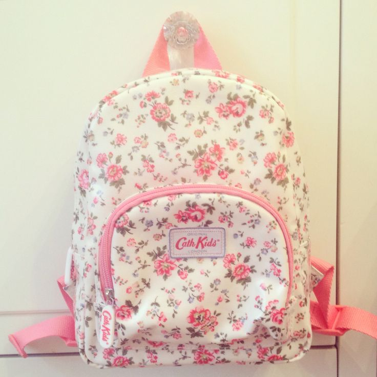 Baby Isla's first Cath Kidston bag.