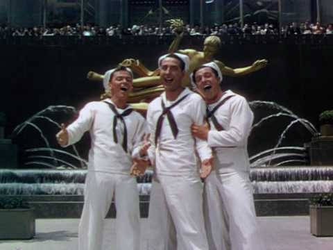 On the Town-Great Movie