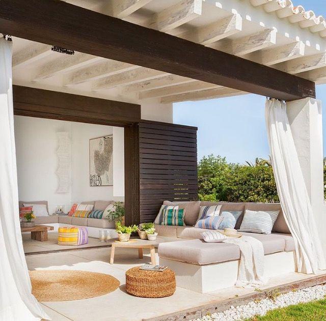 El mueble terrazas exteriores pinterest terrazas for El mueble especial terrazas