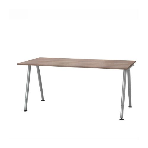 Ikea 365 glass clear glass the office desks ikea and distance - Glass office desk ikea ...