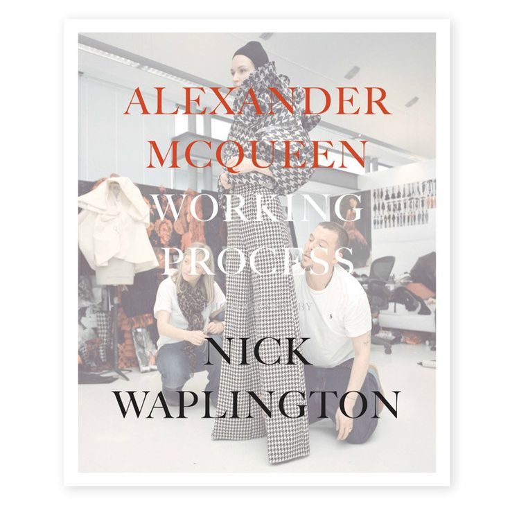 Alexander McQueen: Working Process from Magic Pony