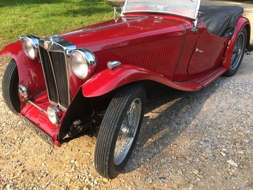 MG TC (1946) (picture 1 of 6)