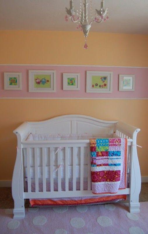 16 Striped Walls Ideas For Kids Room Design | Kidsomania