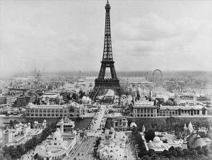 Eiffel Tower history and facts