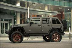 jeep wrangler unlimited truck accessories - Buscar con Google
