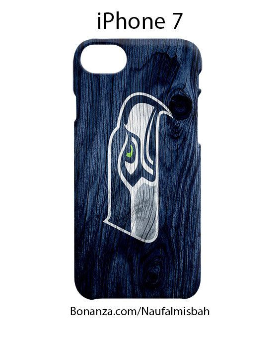 Seattle Seahawks Custom iPhone 7 Case Cover
