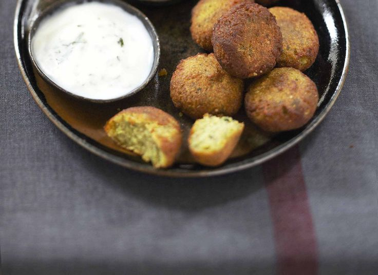 Ma este a DanOn ezt a receptet javasolja: Falafel