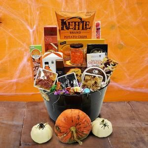 Fall Cravings Gift Basket