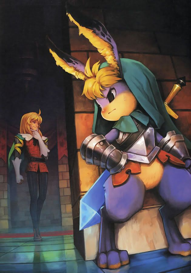 Tags: Anime, Odin Sphere, Vanillaware, Official Art, Ingway