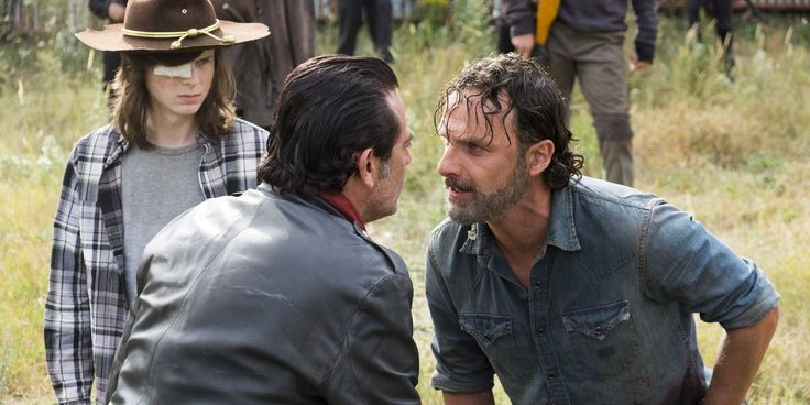 Rick Vs. Negan: 'The Walking Dead' Season 8 Premiere Date Revealed! #AndrewLincoln, #FearTheWalkingDead, #JeffreyDeanMorgan, #KimDickens, #TheWalkingDead celebrityinsider.org #TVShows #celebrityinsider #celebrities #celebrity #celebritynews #tvshowsnews