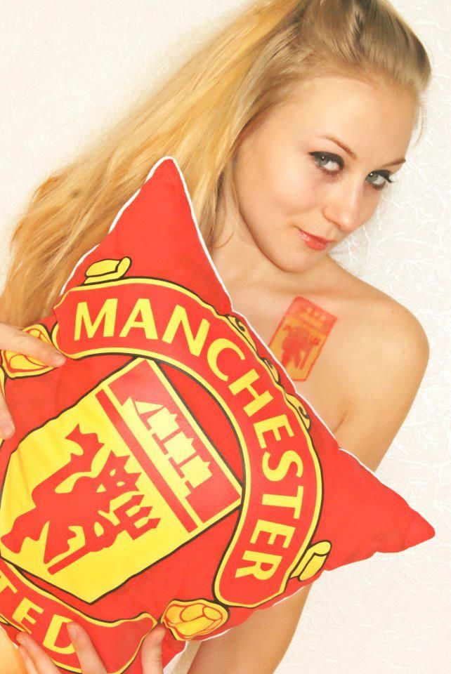 Manchester United girls!