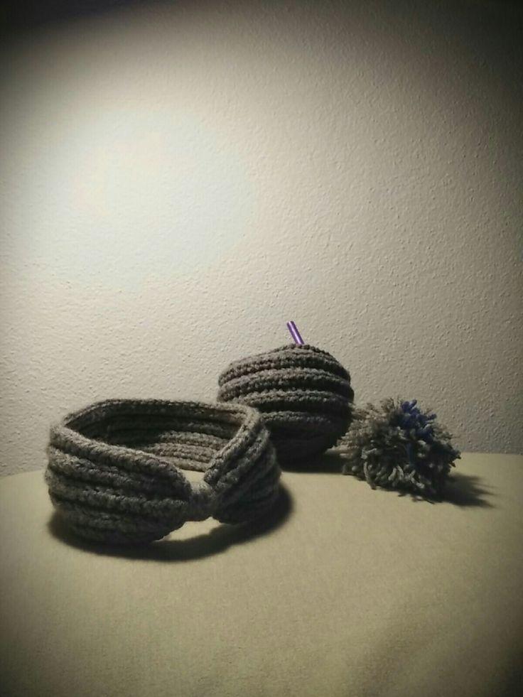 Gray#crochet