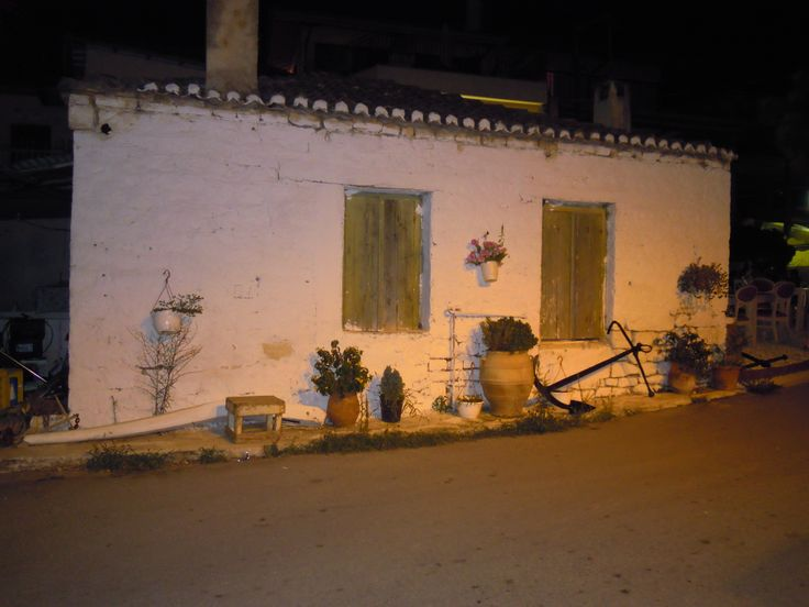 Old house, Vathy