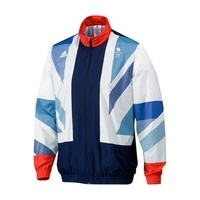 Adidas Team GB Replica Men's Presentation Jacket, White  £65.00    John Lewis    This is a replica version of the tracktop worn by Team GB at the London 2012 Olympic Games, allowing you to show your support,