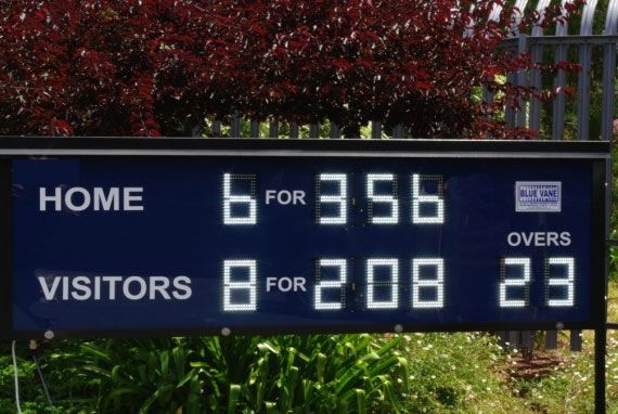 Blue Vane is a leading supplier of Cricket Scoreboard Australia. It is one of the most famous and large business which contains a large collection of indoor and outdoor products and also service installation.For any enquiries call us on (03) 9870 9331.