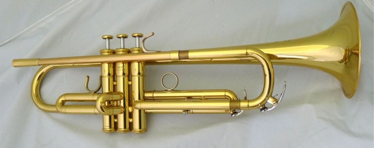 Yamaha  Bobby Shew 8310Z  Trumpet in Lacquer
