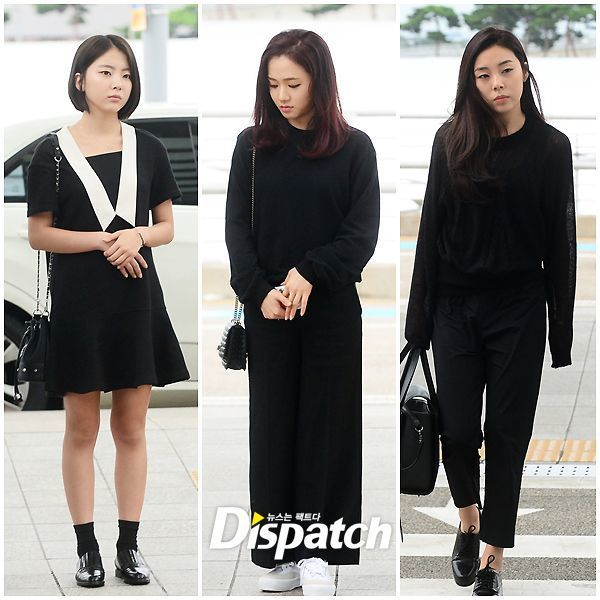 Ladies Code Eunb And Rise Funeral