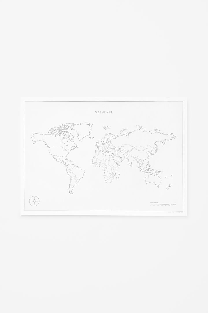 COS   Cereal world map
