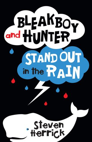 Bleakboy+and+Hunter+Stand+Out+in+the+Rain