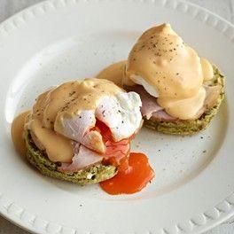 Baker Brothers' Eggs Benedict