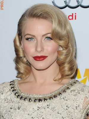 Top 10 Curly Hairstyles | love this 50s style curls