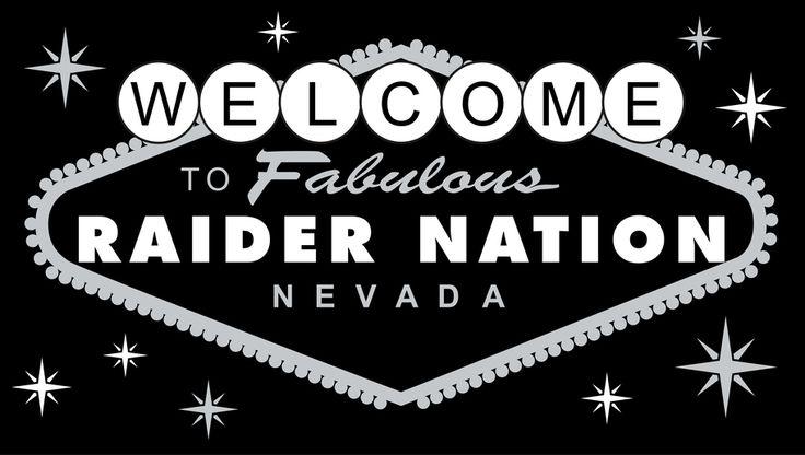 7 New Logos for the Las Vegas Raiders