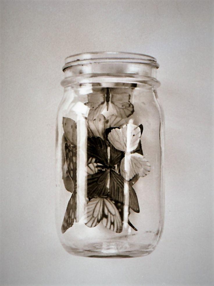 """山本悍右 Kansuke Yamamoto, """"Butterfly"""", 1970. ©Toshio Yamamoto"""