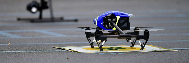 Report: American Cops are Buying Drones Like Crazy   Inverse