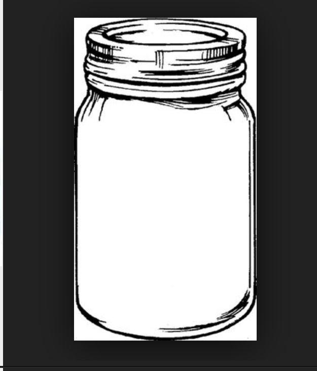Mason Jar Printable