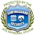 Surfing Guard logo