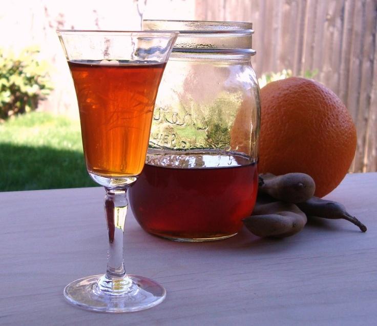 Tamarind-Orange Gin